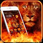 Fire Lion icon