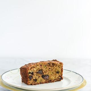 Gluten Free Zucchini Bread {paleo + dairy free}