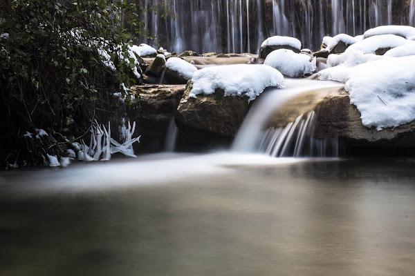 torrente di inverno di g.paciphoto