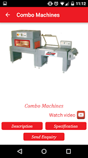 Ace Packing Machine & Conveyor screenshot