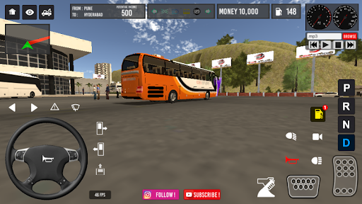 INDIA BUS SIMULATOR 2.0 screenshots 5