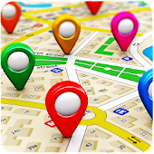 GPS Route Finder & Directions