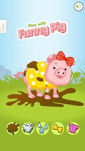 Funny Pig - náhled