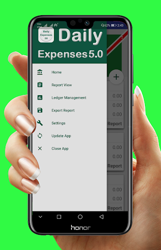 Daily Expenses 5.0 - Manage Spending Money screenshot 2