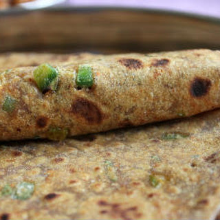 Chapati Noodles Roll