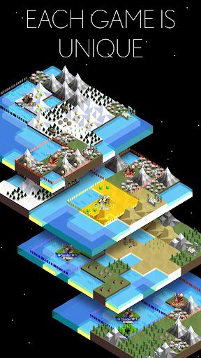 The Battle of Polytopia Rainbow A Screenshots 5