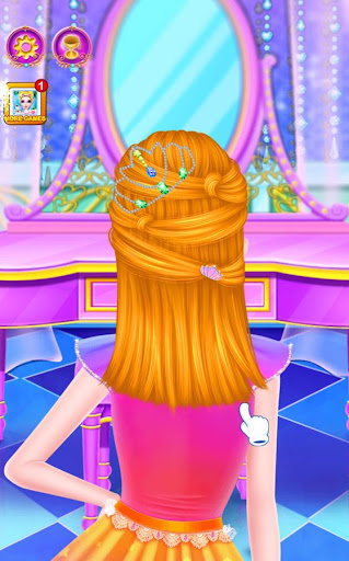 Braided Hairstyles Salon 1.0218 screenshots 4