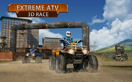 Extreme ATV 3D Offroad Race 1.1.0 screenshot 27017