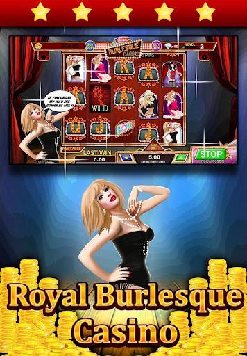 Royal Burlesque Slots Casino