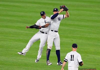 Les Yankees s'offrent une belle, les Dodgers au prochain tour