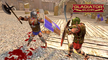 Gladiator Glory APK screenshot thumbnail 7