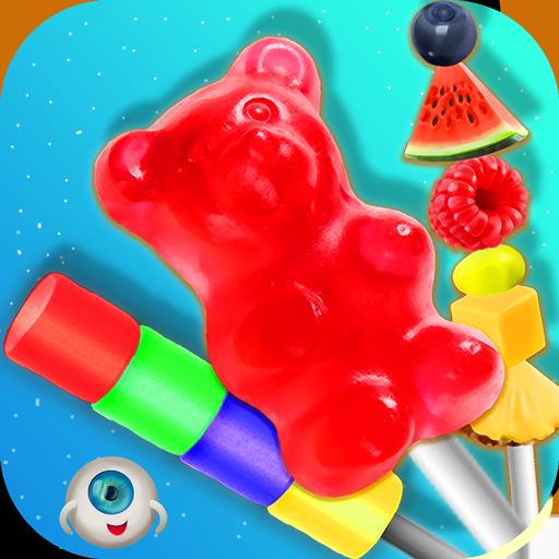DIY Rainbow candy World - Jelly & Gummy Bear Maker
