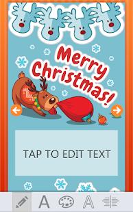 Vtipné Vánoční Blahopřání - náhled