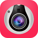 Cam 360 selfie effect icon