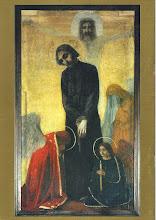 Photo: Reprodukcja obrazu Henryka Musiałowicza, znajdującego się w Sanktuarium na Mokotowie.
