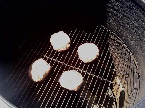 Fireman Bob's Fire House Burger # 7 The Hot One!!! Recipe