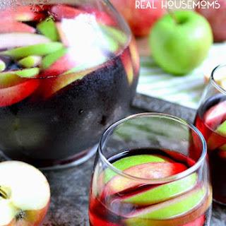 Cran-Apple Sangria.