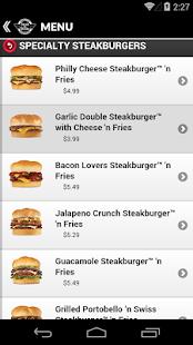 Steak 'n Shake- screenshot thumbnail