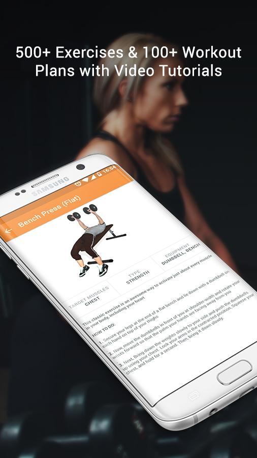 Mevo Fitness, Workout & Diet App for Weight Loss- screenshot