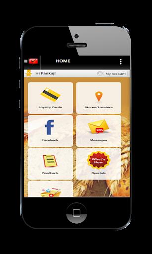 HoneyMoneyTop mLoyal App