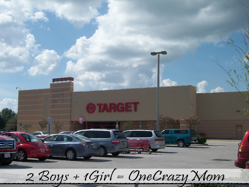 Photo: We made it to Target... let's see if the have the all so HOT MaLo's Underwear for the boys
