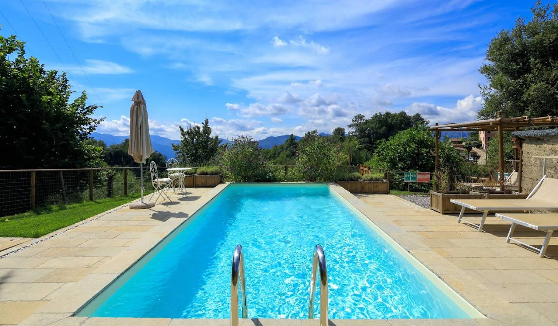 Villa with pool and terrace Coreglia Antelminelli