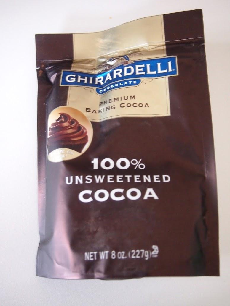 Ghirardelli, プレミアム ベイキング ココア, 8 oz (227 g)