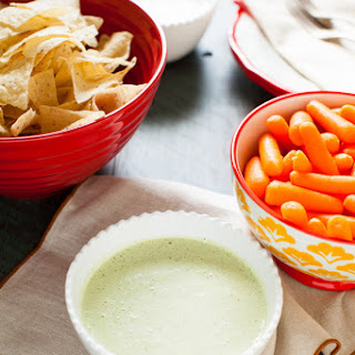 Spicy Jalapeno Ranch Dip.