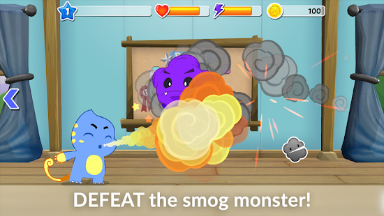 Wizdy Pets - Asthma Game- screenshot thumbnail
