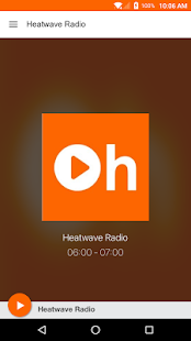 Heatwave Radio- screenshot thumbnail