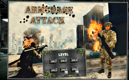 Army Base Attack