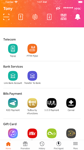 MytelPay 2.0.4 screenshots 4
