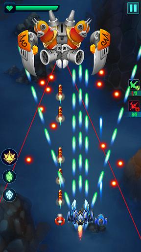 Télécharger Gratuit Galaxy attack : Alien shooting APK MOD (Astuce) screenshots 1
