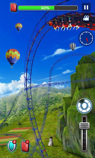 VR Roller Coaster 1.0.7 screenshots 12