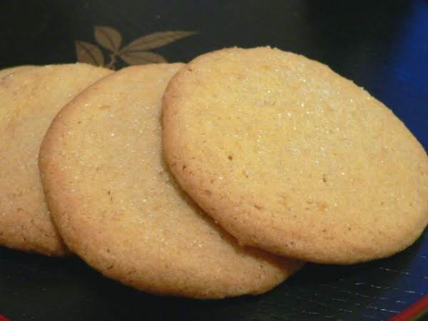 Mother's Sugar Cookie Recipe (by Sallye)