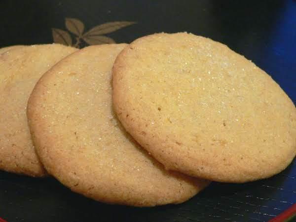 Mother's Sugar Cookie Recipe (by Sallye)