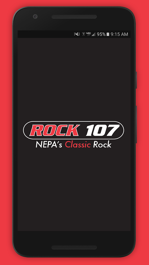 Rock 107- screenshot