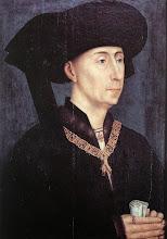 Photo: Portrait of Philip the Good. c. 1450