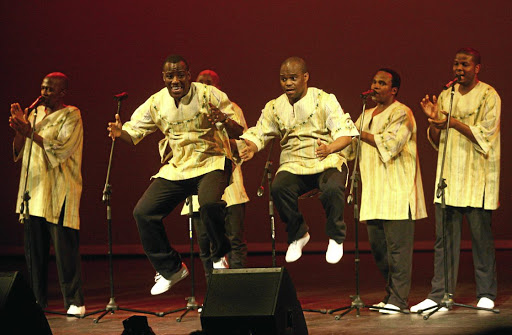 Award-winning group Ladysmith Black Mambazo will perform at the Moretele Park concert on Saturday before jetting off to Brazil.