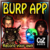 Burp App, burping sounds fun