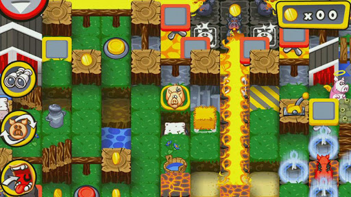 Aporkalypse - Pigs of Doom - screenshot