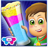Smoothie Maker Crazy Chef Game