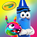 Crayola Create & Play: Coloring & Learning Games icon