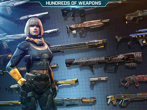 Shadowgun Legends 0.2.1 screenshots 9