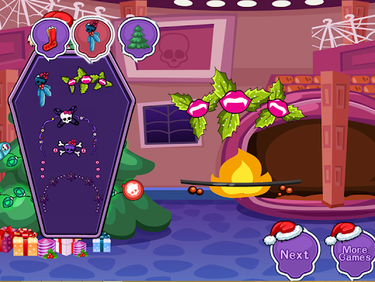 Monster Baby Christmas Party - screenshot
