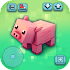 Animals Craft: Block World Exploration. Pet Games