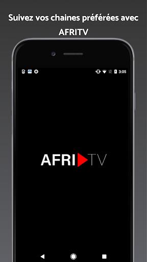 AFRITV screenshot 1