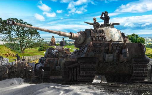 Army Transport Truck Driver : Military Games 2019 apkmind screenshots 8