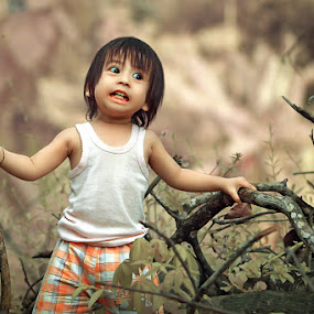 by Syaf Shaff - Babies & Children Children Candids