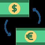 Döviz Kurları ( Euro / Dolar ) Icon